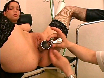 Theres really nothing like having a hot young chick all horny and craving for your cock This hot doctor was more than happy to check Michelles big tits and then go down to do the same thing to her pussy After making sure he got this big tit babe to ride his cock