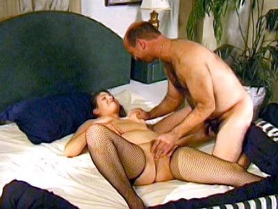 Plump Pornstar Jackie Banged